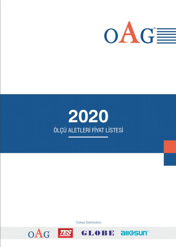 2020 Şalt Grubu Fiyat Listesi
